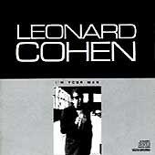 Leonard Cohen - I'm Your Man (1988) CD