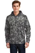Sport-Tek  Sport-Wick  Mineral Freeze Fleece Hooded Pullover. ST230