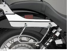 HONDA SHADOW SPIRIT VT750C2 CHROME SADDLEBAG SUPPORTS MOUNTS 08L56-MFE-100B