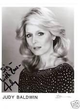 Judy Baldwin-signed photo-Certified-51