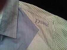 Camisa ENERGIE manga larga rayas / NEW Long Sleeve Shirt stripes blue LS SAGOT