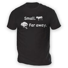Small Far Away Mens T-Shirt -x13 Colours- Gift TV Show Fan Funny Cows Caravan