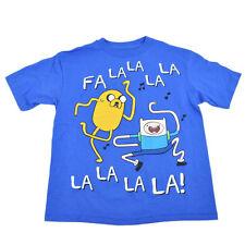 Cartoon Network aventura tiempo Jake Finn música danza juventud Camiseta Tee