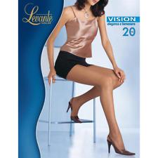 "Levante Collant Donna - Vision 20 Calze 15 DEN Punta nuda-bordo ""soft comfort"""