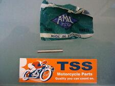 376/085 TRIUMPH BSA NORTON NOS AMAL MONOBLOCK FLOAT SPINDLE PIN HINGE