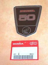Original Label Aufkleber Emblem Sticker Rahmen frame body Honda Dax ST 50 G NEU
