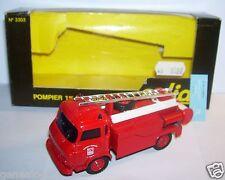 RARE SOLIDO SAVIEM SG4 1er SECOURS POMPIERS STE MAXIME VAR REF 3303 1980 BOX