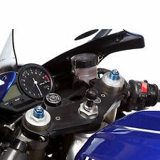 Centro Tenedor Stem Mount motocicleta para TomTom Rider 1 2 Pro Urban v5 40 400 410