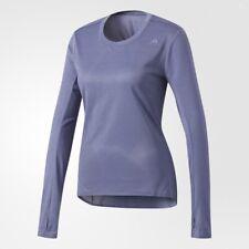 NEW adidas Supernova Long Sleeve Womens Running Top BR6729