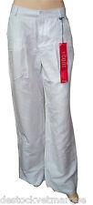 Pantalon large rayures gris blanc I.CODE by IKKS  femme