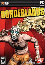 BORDERLANDS GIOCO PC NUOVO ITALIANO PC DVD WINDOWS WIN
