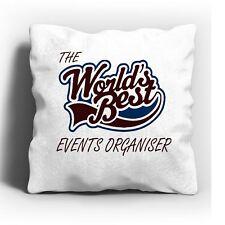 DEL MONDO MIGLIORE EVENTI Organiser cuscino