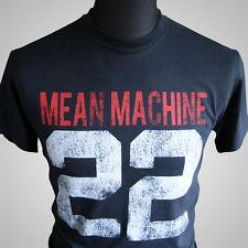 Mean Machine The Longest Garten Retro FIlm T-Shirt BURT Fußball