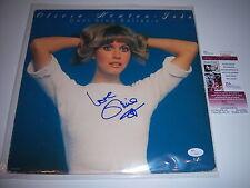 OLIVIA NEWTON JOHN DONT STOP BELIEVIN JSA/COA SIGNED LP RECORD ALBUM