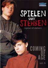 Spielen oder Sterben (Spelen o - Coming Of Age Vol. 5 DVD NEU