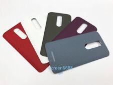 For Motorola Moto Droid Turbo 2 XT1580 XT1585 Battery Back Rear Door Cover Case