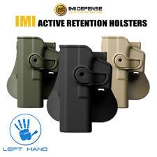 IMI Defense Jericho/Glock/Taurus/Beretta/Sig Sauer/CZ Level 2 LEFT HAND Holster