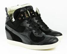 PUMA Alexander McQueen AMQ Ofeya Damen Schuhe Stiefel Sneaker schwarz Gr 38 - 41
