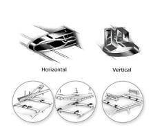 Yakima MightyMounts Varieties Vertical & Horizontal - Set of 4 - Rack Conversion