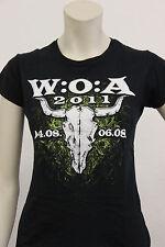 "Original Wacken Girlie "" 22 Jahre "" 2011 , Gr. L+XL , Neuware!!"