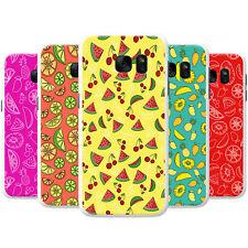 Summer Fruits Snap-on Hard Back Case Phone Cover for Samsung Mobile Phones