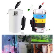 Aquarium External Canister Filter Pump Sponge Media Fish Tank Pond Sponge Pump
