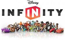 Disney Infinity 1.0 - 2.0 - 3.0 Personaggi - Mondi - Playset - Piattaforme - CD