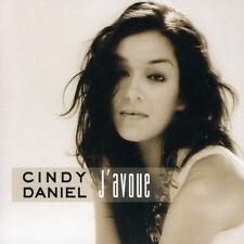 J'Avoue by Cindy Daniel (CD, Feb-2006, MP3 Disques)