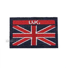 UK United Kingdom Iron-on Patch National Flag Patch Union Jack Union Flag Royal