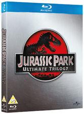 Jurassic Park: Trilogy Collection Blu-ray (2011) Richard Attenborough