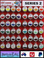 Enkaustikos HOT CAKES (Encaustic Wax Paints) 1.5fl oz (45ml) Series 2