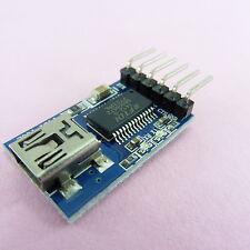 FT232RL Debugger 3.3 V 5 V FTDI USB vers TTL Serial Adaptateur Convertisseur Module Arduino