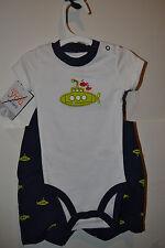 Carters  Infant  Boys 2  Piece Set  Size 3M NWT Submarine