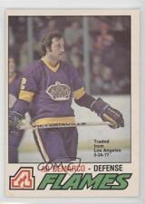 1977-78 O-Pee-Chee #283 Ab DeMarco Los Angeles Kings Hockey Card