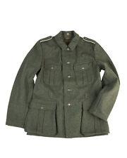 WH Feldbluse M40 (Repro), Wehrmacht, Feldjacke, WWH, WK2    -NEU