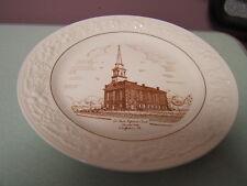 St. Paul's Reformed Church Schaefferstown PA plate