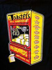 THE TOASTERS AUSTRALIAN TOUR T-SHIRT SKA PUNK REGGAE 2TONE SPECIALS