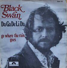"""Vinyle 45T Black Swan """"Da ga de li da"""""""
