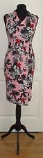 Gorgeous Printed Wrap Midi Dress Sizes  18