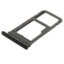 Tiroir Support Carte Sim + SD Noir Samsung Galaxy S8 Plus G955 SM-G955F OEM