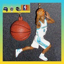 NBA DENVER NUGGETS FIGURE & CHOICE OF LOGO OR NBA BASKETBALL CEILING FAN PULLS