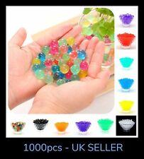 UK Seller - 10g packs Magic Water Style Beads Aqua Soil Bio Gel Balls Wedding ML