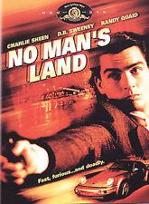 No Man's Land (DVD) SHIPS NEXT DAY Charlie Sheen DB Sweeney Randy Quaid