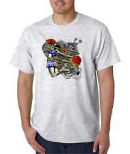 USA Made Bayside T-shirt Cheerleader Graphic Cheer Cheerleading
