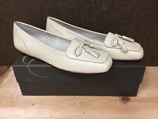 Womens Enzo Angiolini Lizzia Natural Color Shoes w/ Tassle I