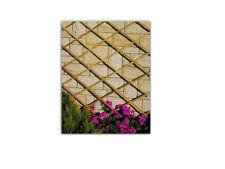 Grigliato traliccio in legno per piante rampicanti decorazione giardino balcone
