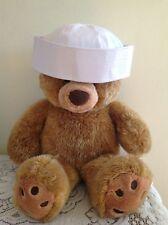 White Sailor Hat Navy Boat Captain Marine Hats