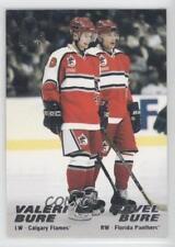 1999-00 Pacific Omega #250 Valeri Bure Hockey Card