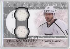 2012-13 Upper Deck Artifacts #TS-SG Simon Gagne Los Angeles Kings Hockey Card