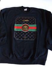Streetwise  Black winter Crewneck  Sweatshirt,sweater